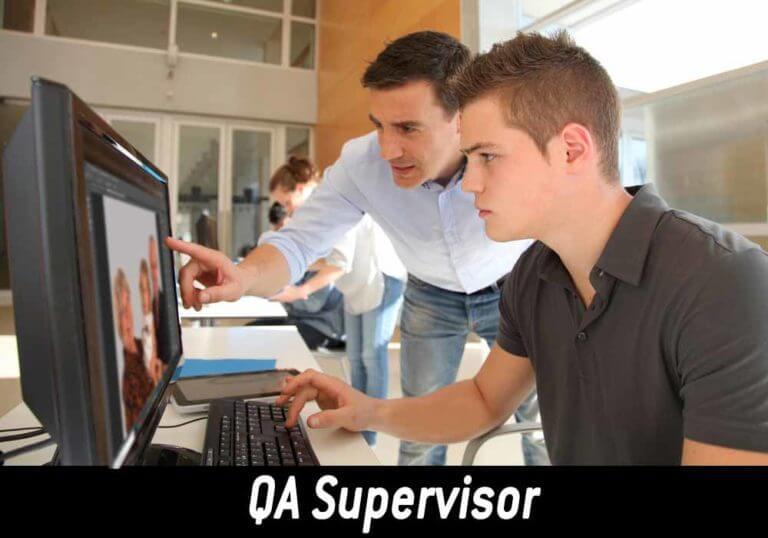 Fast Clipping Path qa supervisor